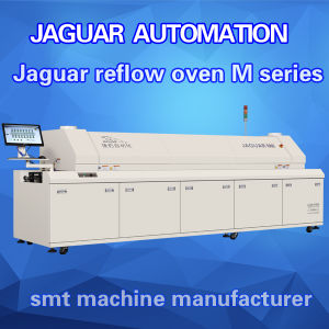 High Precision Reflow Oven Soldering Machine (jaguar m8) pictures & photos