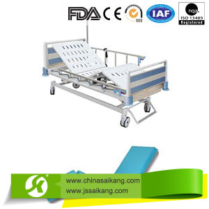 Multi-Functions Electrical Hospital Bed, ICU Bed, with Weight System pictures & photos