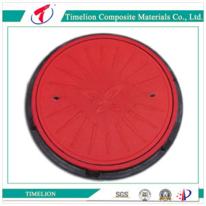 Fiberglass Reinforced Plastic Composite Sewer Driveway Manhole Cover pictures & photos