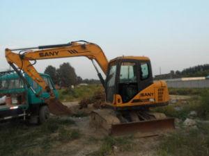 Goodquality Used Sany 65 Excavator