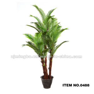 Artificial Plant Artificial Fern Artificial Tree Artificial Palm Tree 0488