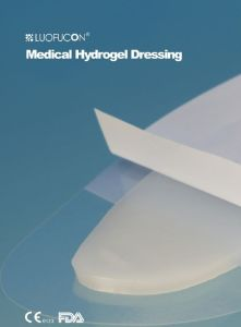FDA CE Medical Wound Care Hydrogel Dressing pictures & photos