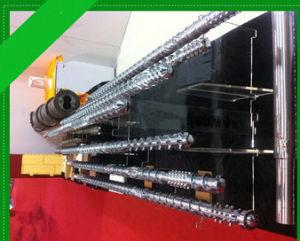 Bimetallic Screw Barrel for WPC Machines pictures & photos
