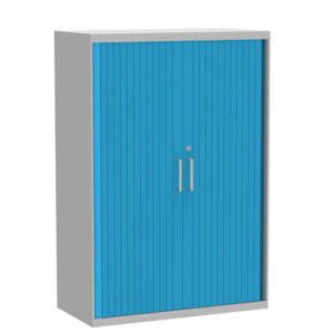 Metal Tambour Door Storage Cabinet pictures & photos