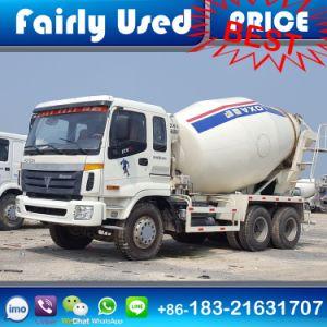 Low Price Foton Auman Concrete Mixer for Sale