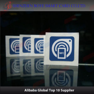 Cheap 13.56MHz NFC Sticker Ntag216 pictures & photos