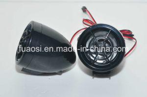 Waterproof Decoration MP3 Audio Motorcycle Alarm Sysytem pictures & photos