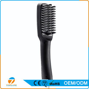 Electric Ionic Steam 2016 Newest Fast Hair Straightener Brush with LCD Display Hair Straightener Comb pictures & photos