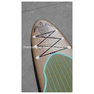 Inflatable Wooden Color Sup Board pictures & photos