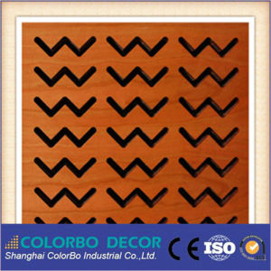 Wooden Wall Panel WPC Acoustical Panel pictures & photos