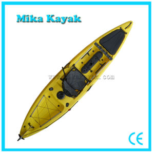Fishing Kayak with Rudder and Foot Pedal System pictures & photos