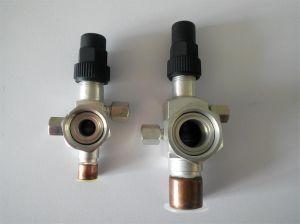 Rotalock Valves with Copper Connection pictures & photos