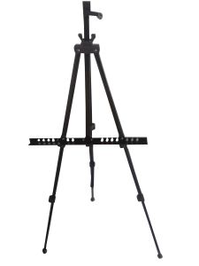 Adjustable X Tripod Display Stand with Snap Frame for Shop, Mall