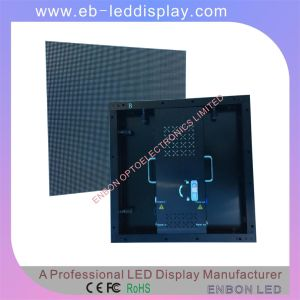 China Factory P6 Slim LED Display with Slim Cabinet Rental pictures & photos