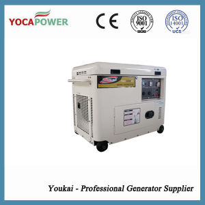 5kw Air Cooling Low Noise Generator Sets pictures & photos
