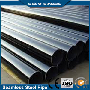 ASTM A106 Gr. B Seamless Steel Pipe with Plastic Cap pictures & photos