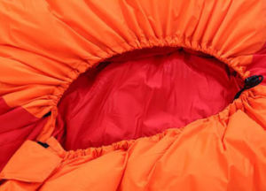 Outdoor Filled with Down Sleeping Bag pictures & photos