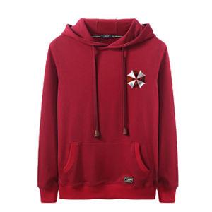 High Quality Unisex Custom Hooded Sweatshirt Hoody pictures & photos