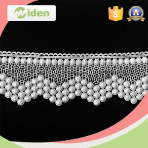 New Indian Jacquard Lace Designs Wholesale Lace Fabric Lace Pattern pictures & photos