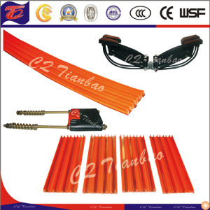 Flexible Power Rail System Copper Conductor for Crane/Hoist pictures & photos