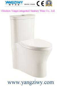 Siphonic Jet Ceramic Bathroom Toilet pictures & photos
