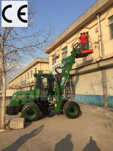 Strong Telescopic Loader (Hq920t) for Working in The Height Place pictures & photos