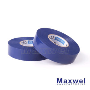 Pressure Sensitive Single Sided Adhesive Side PVC Tape pictures & photos