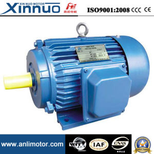 Ie2 Y2/Y Series Three Phase Cast Iron Frame Electric Motor 801-2, 0.75kw Ce (TEFC IP55) pictures & photos