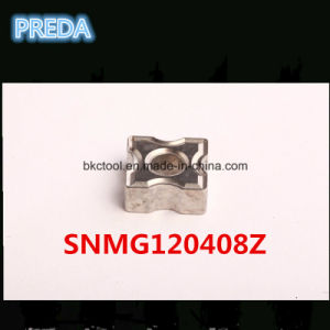 Turning Inserts Snmg120408z ISO Standard Type pictures & photos