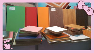 MDF/Melamine MDF for Furniture pictures & photos
