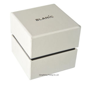 Luxury Cardboard Paper Perfume Box with Lid and Base