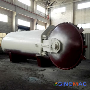 2000X4500mm CE Approved Safety Glass Laminating Autoclave (SN-BGF2045) pictures & photos