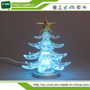 Free Sample Christmas Tree LED Light USB Hub pictures & photos