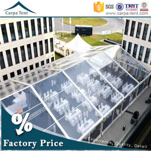 Fashion Design 18m*20m Cheap Commercial Transparent Tents for Trade Show pictures & photos