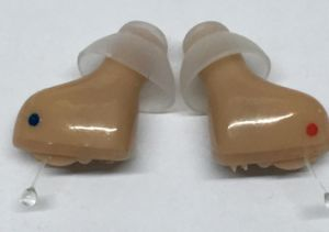 Digital 4 Channels Invisible Tinniest Cic Hearing Aid OTC From Pharm Store