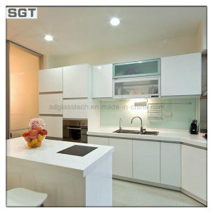 5mm 8mm 11mm Ultra Clear/Low Iron Glass for Kitchen Backsplashes pictures & photos
