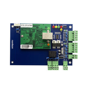 Single-Door TCP/IP Door Controller (with Webserver) pictures & photos