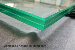 Original Size Float Glass Laminated Sandwich Glass with Thickness 6.38, 8.38, 10.38 pictures & photos