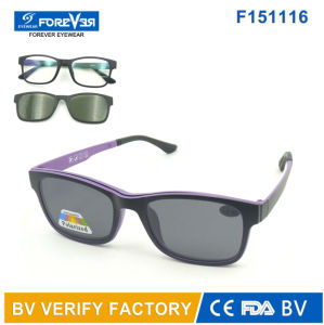 F151116 New Design Hotsale Optical&Sunglasses with Polarized Lens pictures & photos