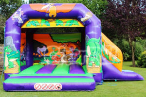 Inflatable Animal Bouncer Dino Jumper Slide Combo pictures & photos
