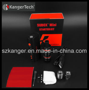 Kanger Manufacturer Supply Genuine Subox Mini Starter Kit pictures & photos