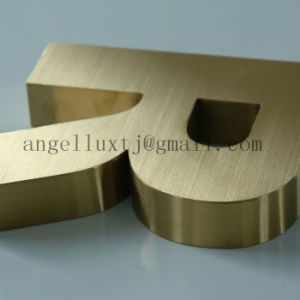 Laser Cutting Room Stainless Steel Number 201 304 316 Stainless Steel Letters pictures & photos