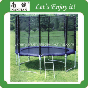 Kids Single Bungee Outdoor Ttrampoline for Adults pictures & photos