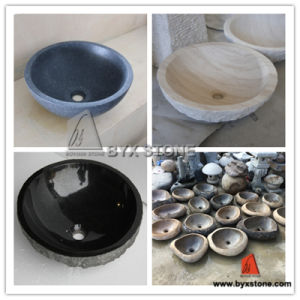 Granite & Marble Stone Kitchen and Bathroom Wash Sink / Basin pictures & photos
