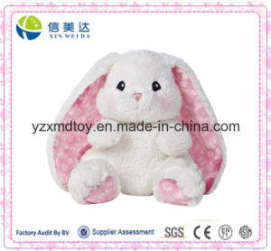 Long Ear White Lovely Bunny Plush Stuffed Toy pictures & photos