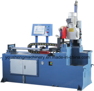Automatic Pipe Cutting Machine Ys-350CNC pictures & photos