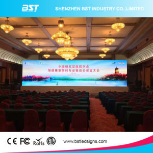 P3.91mm Indoor Full Color LED Display for Rental Market with Die Casting Cabinet pictures & photos