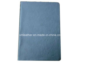 Glue Bound Leather Cover Diary for Business pictures & photos