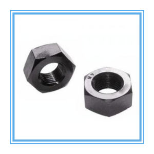 ASTM A563 Heavy Hex Nut pictures & photos