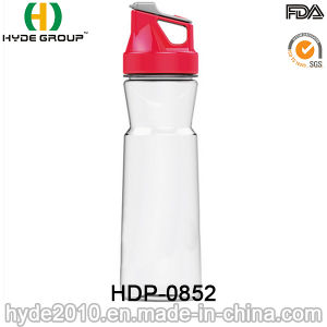 BPA Free 680ml Tritan Water Bottle with Handle (HDP-0852) pictures & photos